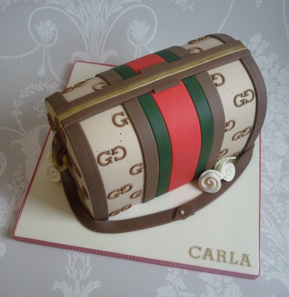 Gucci Handbag Cake Designs