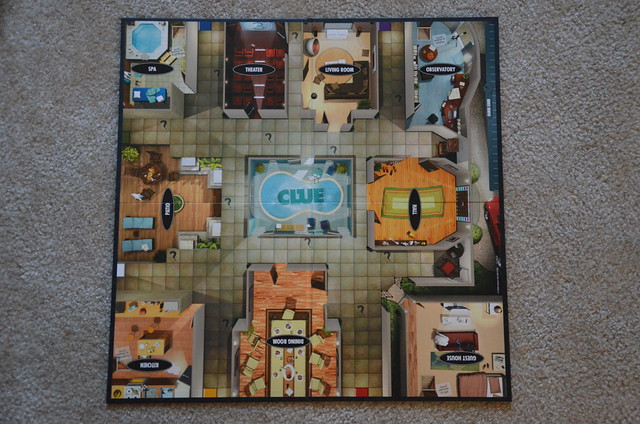 view of board game - photo #2