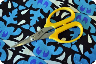 New OLFA Scissors | by j_q_adams