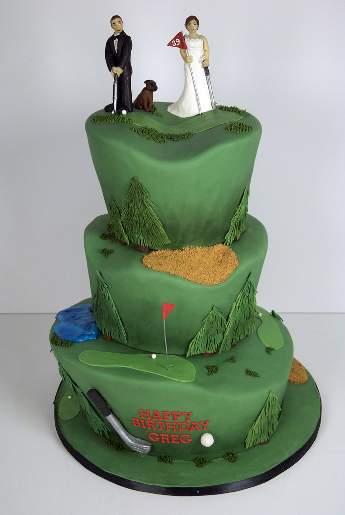 wedding cake toppers golf theme w9073 golf theme wedding cake toronto w9073 a 3 tier 26482