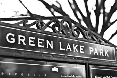 Green Lake | by mzarzar