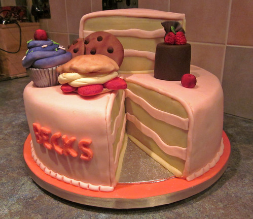 Birthday Pastry Cake Images Download : Becks