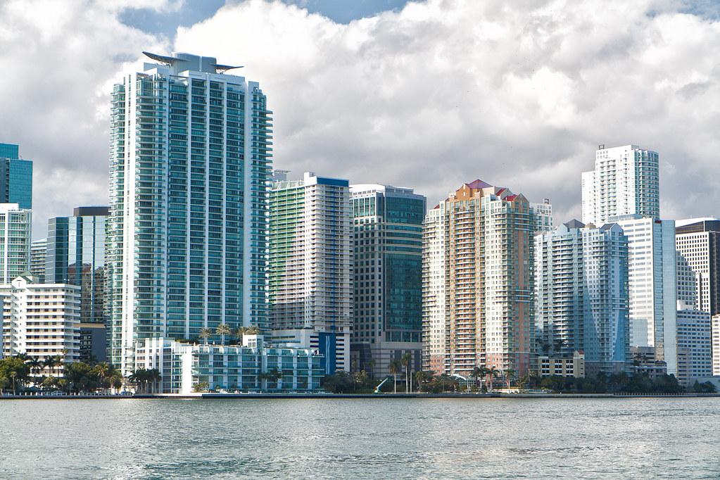 Miami in December