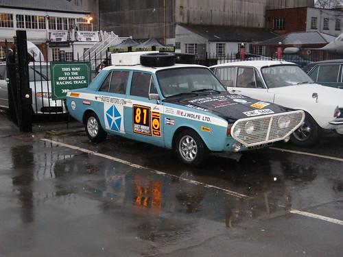 Town Car >> 1969 Hillman Hunter - 1968 London-Sydney World Cup Rally ...