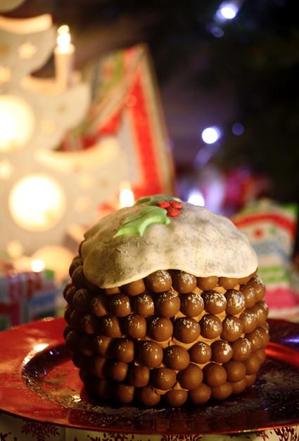 Malteser Cake Christmas