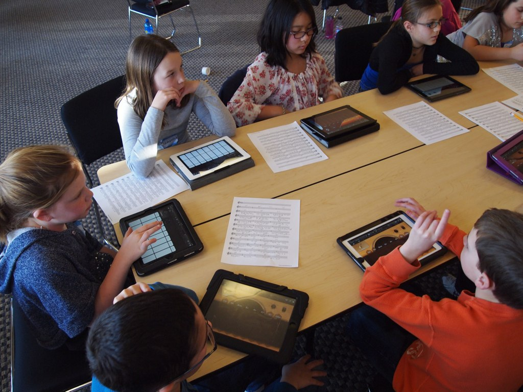 Technology In Elementary Classrooms ~ Student ipad school  schooltechnology