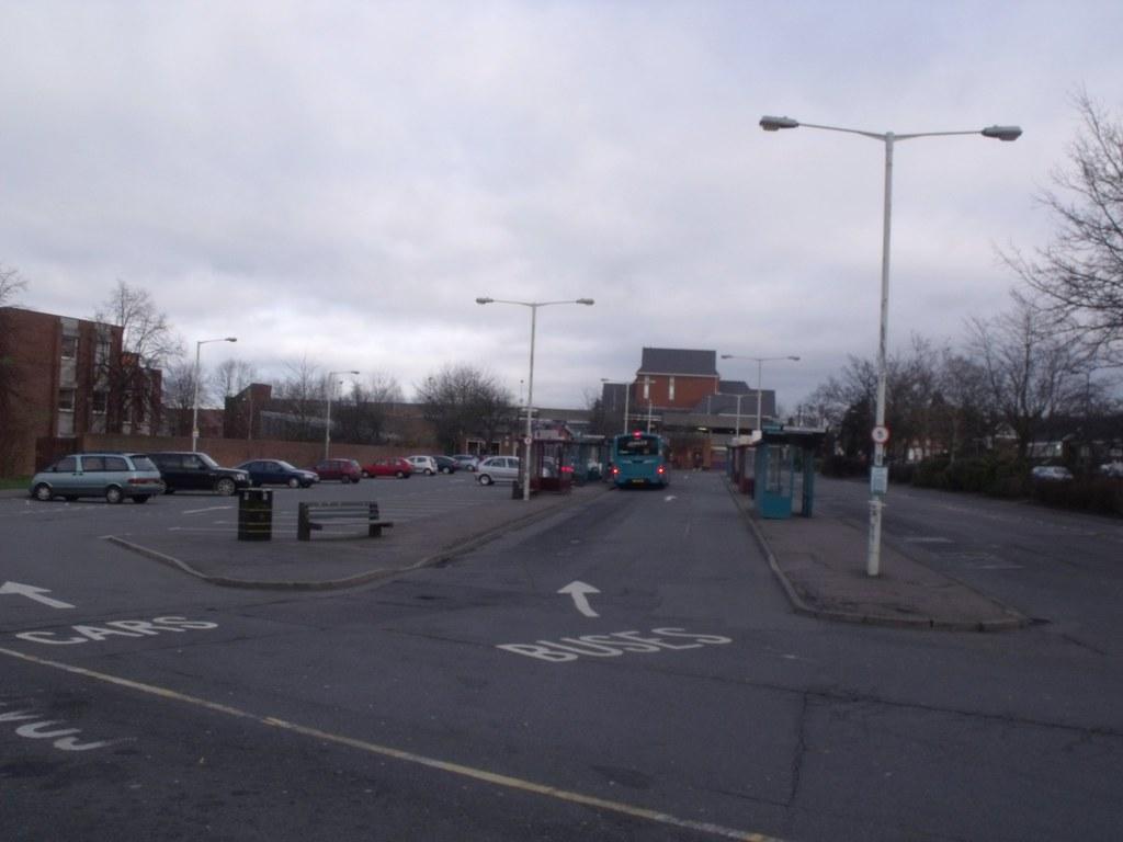 Birmingham Road Car Park Lichfield