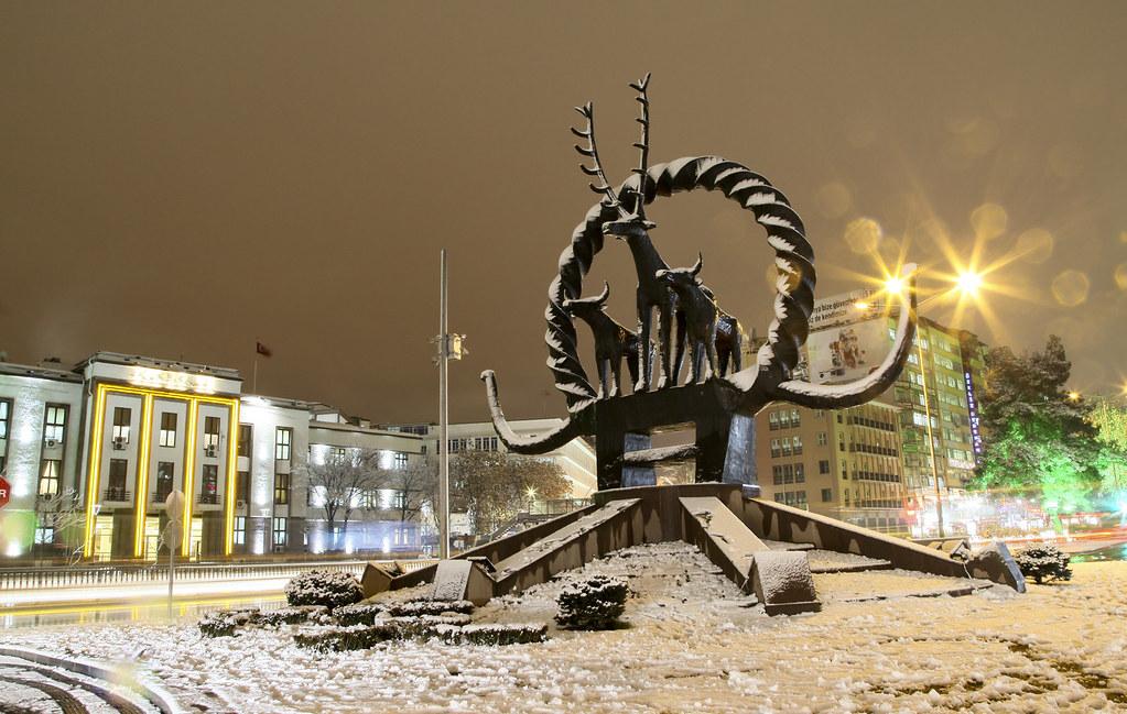 kar snow ankara hitit g u00fcne u015fi sun of the hitit