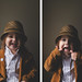 diptych: silly