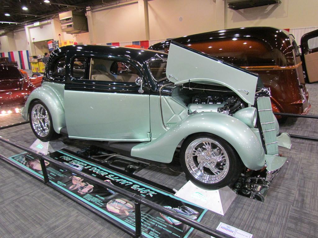 1935 ford slantback 2 door sedan terry mcdonald pueblo for 1935 ford 4 door