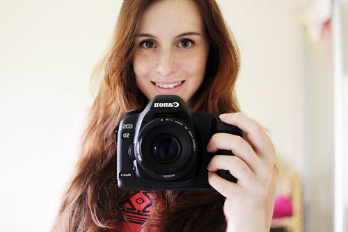{343/365} Hello Canon 5D Mark II | by emma attard