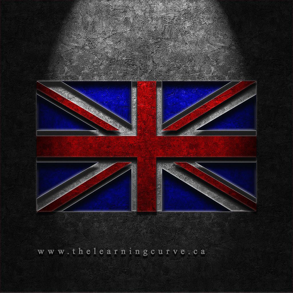 Union Jack Stone Texture