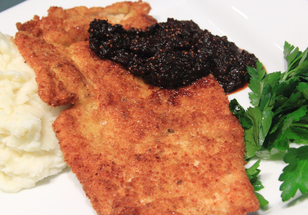 how to cook turkey breast schnitzel