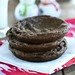 Chewy Jumbo Double Chocolate Candy Cane Kiss Cookies Final 1