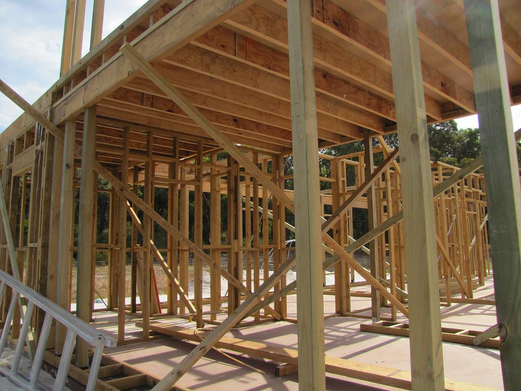 Master Bedroom Ceiling - Strawbale House Build in Redmond ...