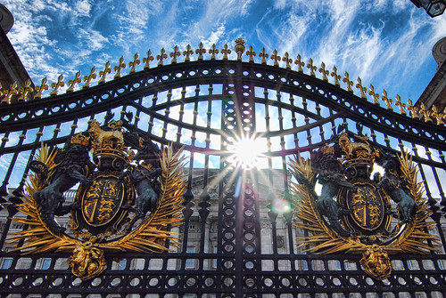 The Gates at Buckingham Palace | by Nick Schooley
