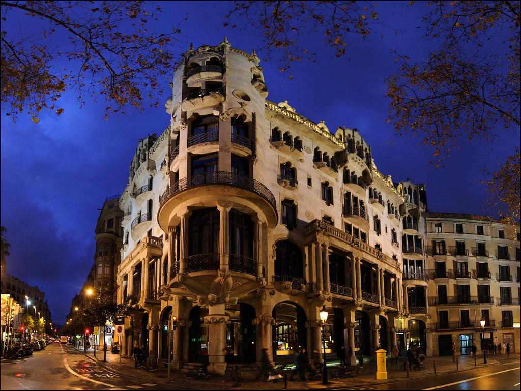 Hotel casa fuster 028 366 l 39 antiga seu d 39 enher al - Hotel casa fuster terraza ...