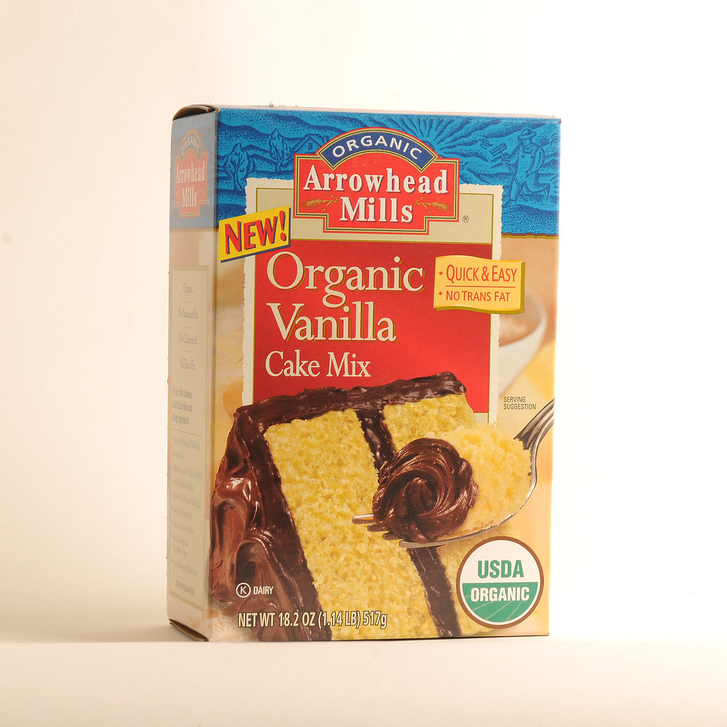 organic cake mix organic vanilla cake mix whip up a cake for last minute 6309