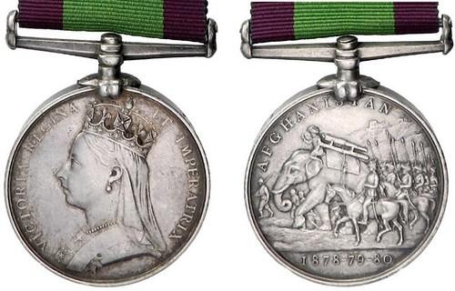 Second-AFghan-War-Medal
