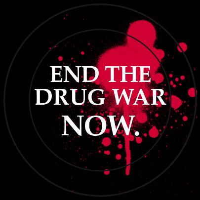 End the Drug War Now: Badge | I did these designs a few