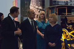The Duke of Edinburgh at the Museum of Liverpool