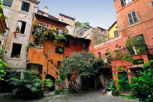 Cortile dell'Arco Degli Acetari | Flickr - Photo Sharing!