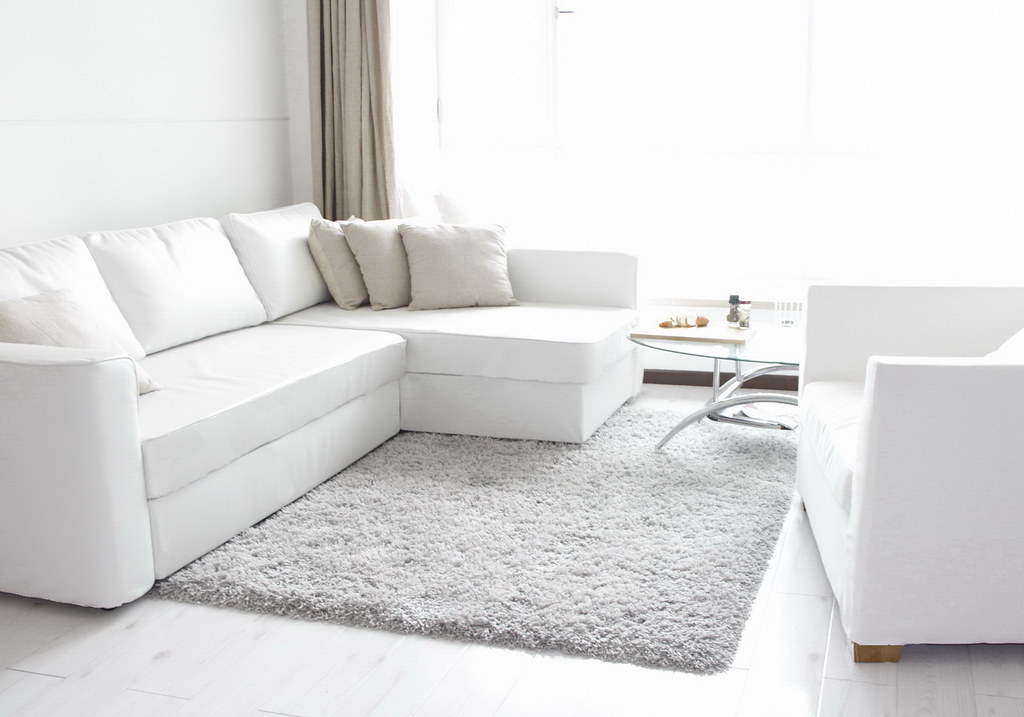 Manstad Slipcover Modena White Leather Dreamy