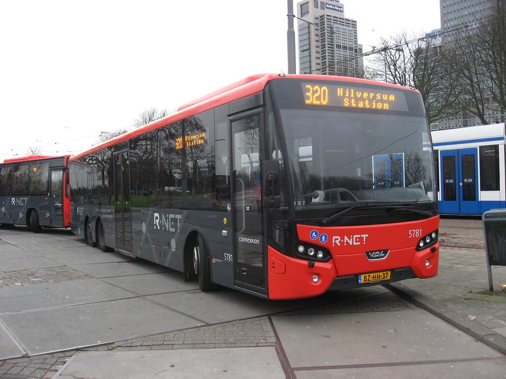 buses amsterdam. Black Bedroom Furniture Sets. Home Design Ideas