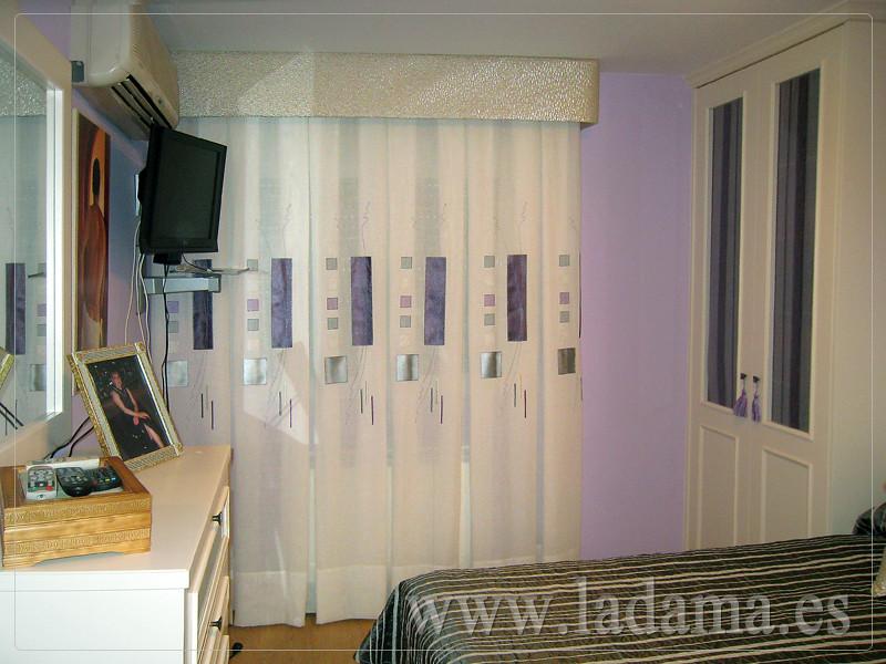 cortinas modernas dormitorio