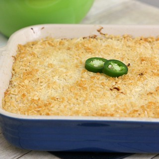 Jalapeno Popper Dip | by Tracey's Culinary Adventures