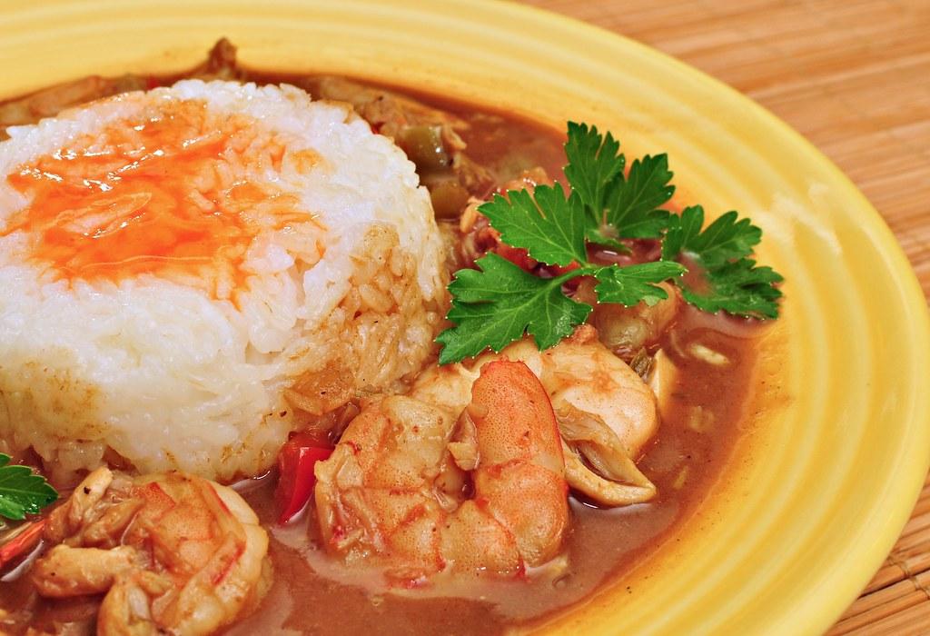 Shrimp And Crab Cakes Sauce