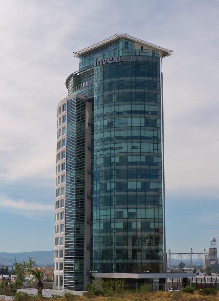 Torre Invex | El edificio mas alto de Querétaro hasta que ...