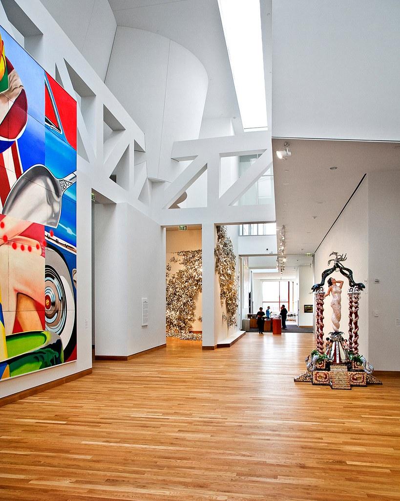 UM, Weisman Art Museum...