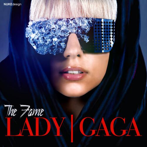 Lady Gaga The Fame Standard Edition Nuke Flickr