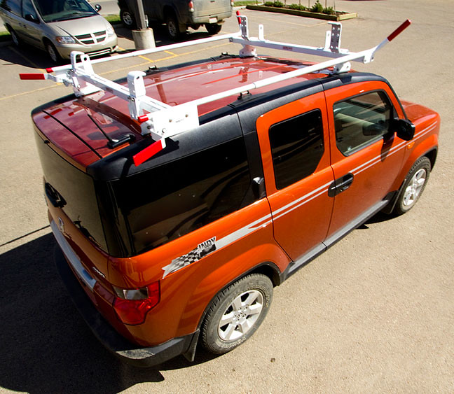 Honda Element With Rack Custom Truck Parts Flickr