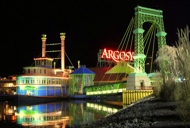 Illinois riverboat casino employment
