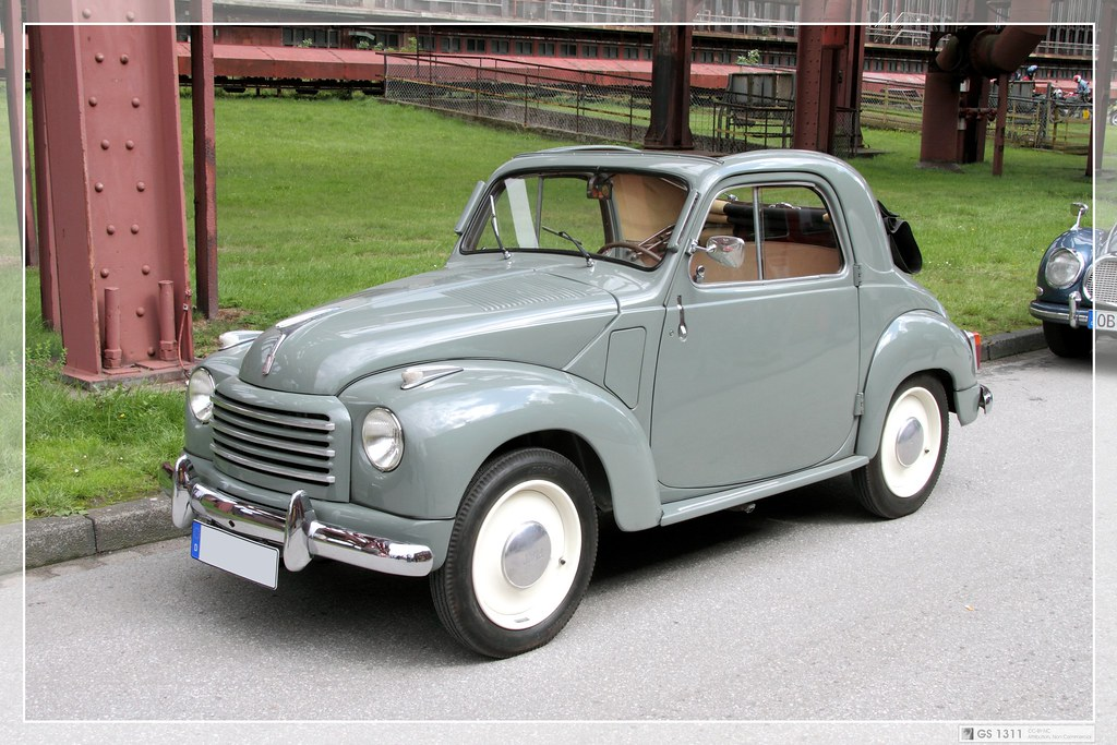 1949 1955 fiat 500 c topolino 01 the fiat 500 commonl flickr. Black Bedroom Furniture Sets. Home Design Ideas