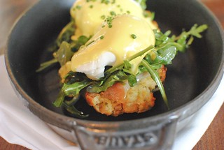 eggs benedict | by Darin Dines