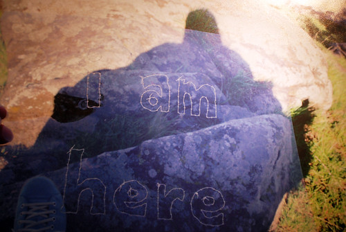 I Am Here | by Chicago Art Department