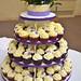 Scribner Wedding Cupcake tower