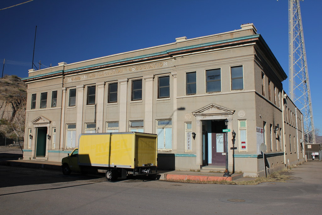 Trucks For Sale In Az >> YMCA Building - Miami, AZ | Built in 1917 and it appears to … | Flickr