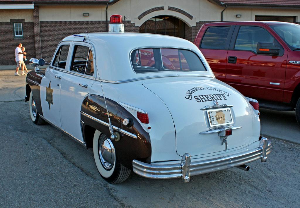 1949 plymouth special deluxe 4 door sedan police cruiser for 1949 plymouth 2 door sedan