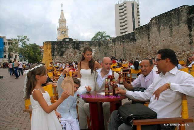 Matrimonio Simbolico En Cartagena : Boda en cartagena organizadora de