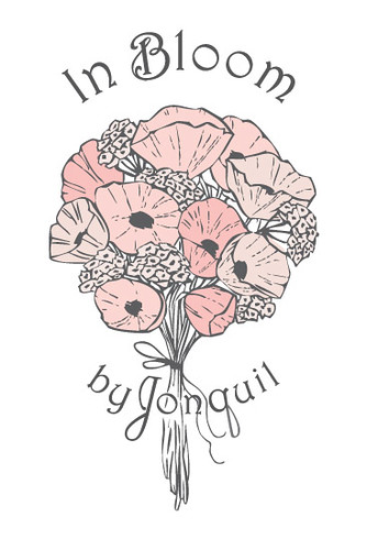 In Bloom Logo | by AscendingButterfly