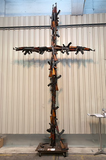 Fred George - The AK47 Cross | by de_buurman