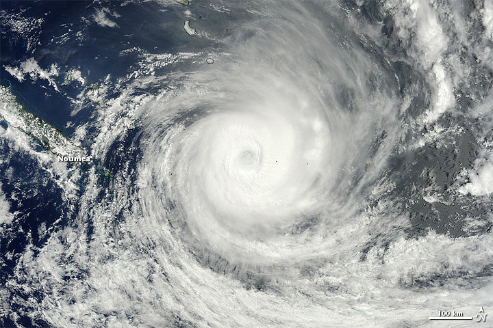 Tropical Cyclone Jasmine To Download The Full Resolution