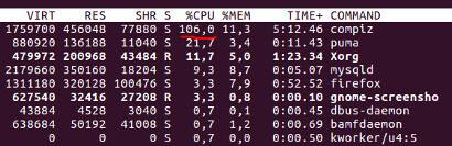 Compiz в Ubuntu 16.04