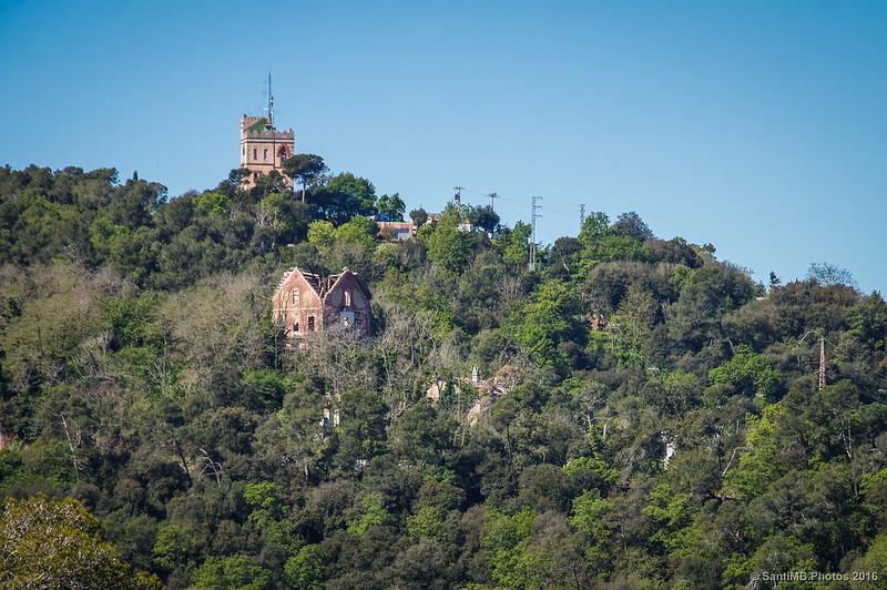 Can Torres y la torre del Turó del Puig