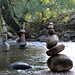 Cairns in the Creek -- 3