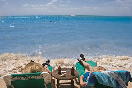 Little Bay Jamaica Yup Here We Are On The Beach As
